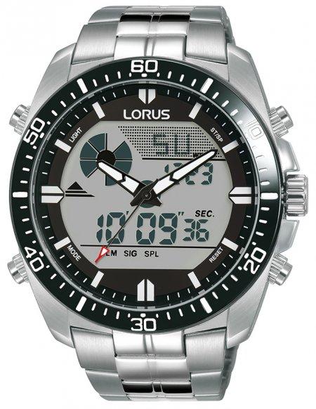 R2B03AX9 - zegarek męski - duże 3