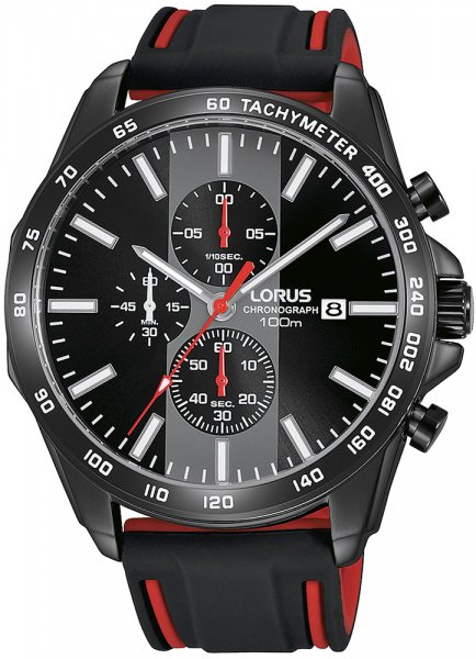 Zegarek męski Lorus sportowe RM387EX9 - duże 1