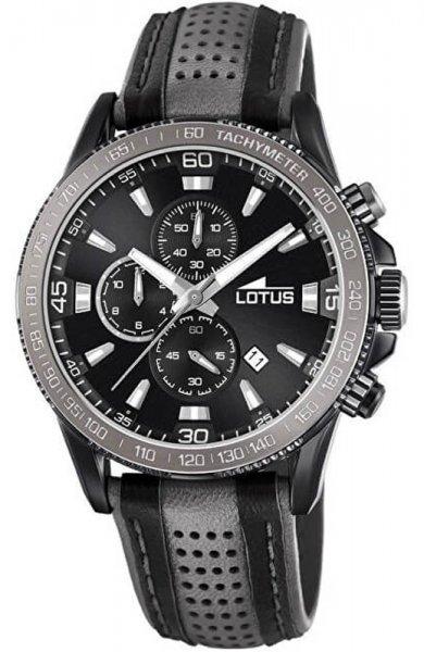 Zegarek męski Lotus chrono L18592-4 - duże 1