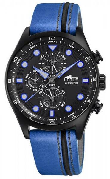 Zegarek męski Lotus chrono L18593-2 - duże 1