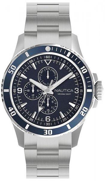 Zegarek Nautica NAPFRB018 - duże 1