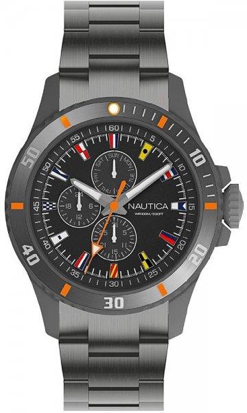 Zegarek Nautica  NAPFRB019 - duże 1