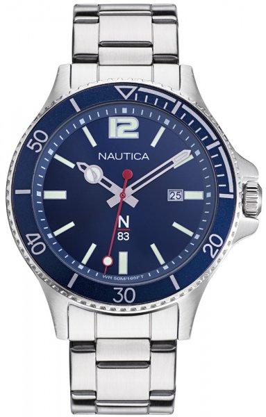 NAPABS909 - zegarek męski - duże 3