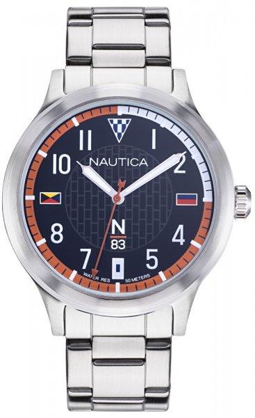 NAPCFS908 - zegarek męski - duże 3