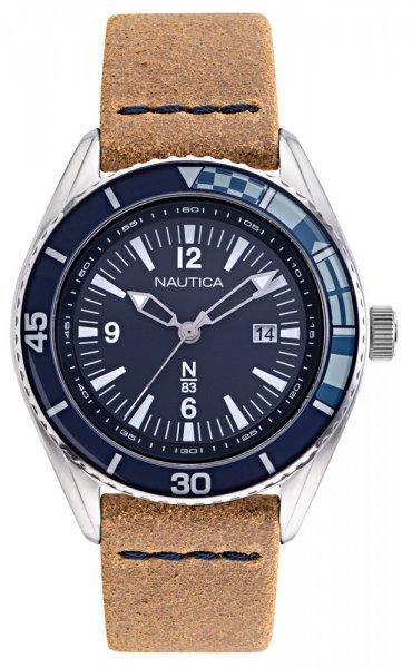 Zegarek męski Nautica N-83 nautica n-83 NAPUSF910 - duże 1