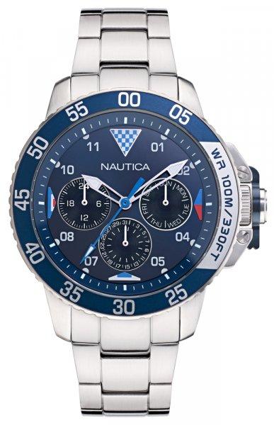 NAPBHS014 - zegarek męski - duże 3