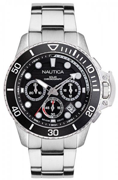 NAPBSC906 - zegarek męski - duże 3