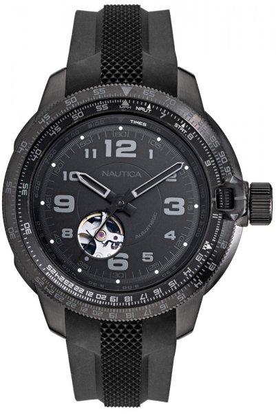 Zegarek męski Nautica pasek NAPMBF901 - duże 1