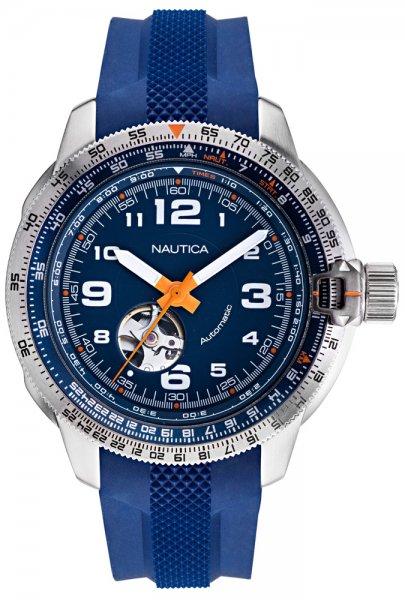 Zegarek męski Nautica pasek NAPMBF902 - duże 1