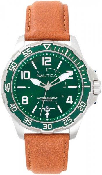 NAPPLH001 - zegarek męski - duże 3