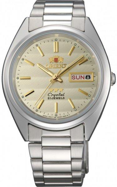 Zegarek Orient FAB00007C9 - duże 1
