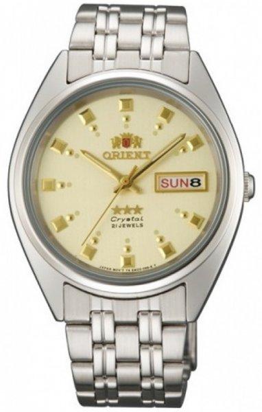 Zegarek męski Orient contemporary FAB00009C9 - duże 3