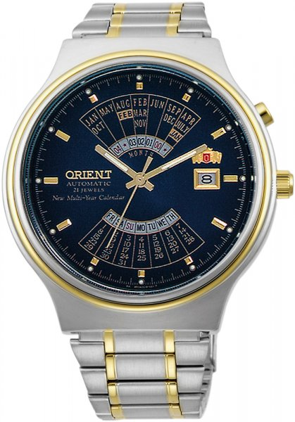 Zegarek męski Orient contemporary FEU00000DW - duże 1