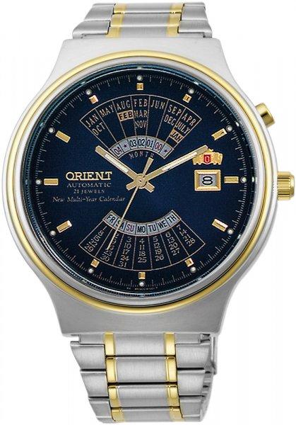 Zegarek Orient FEU00000DW - duże 1