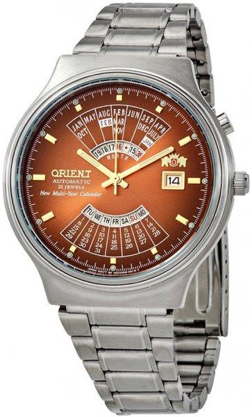 Zegarek Orient  FEU00002PW - duże 1