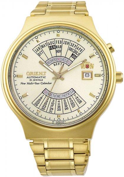 Zegarek Orient FEU00008CW - duże 1