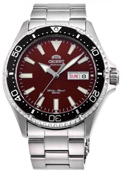 Zegarek męski Orient sports RA-AA0003R19B - duże 1