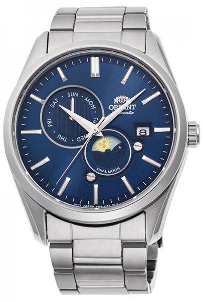 Zegarek męski Orient contemporary RA-AK0303L10B - duże 1