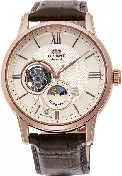 RA-AS0003S10B - zegarek męski - duże 3