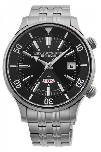 RA-AA0D01B - zegarek męski - duże 3
