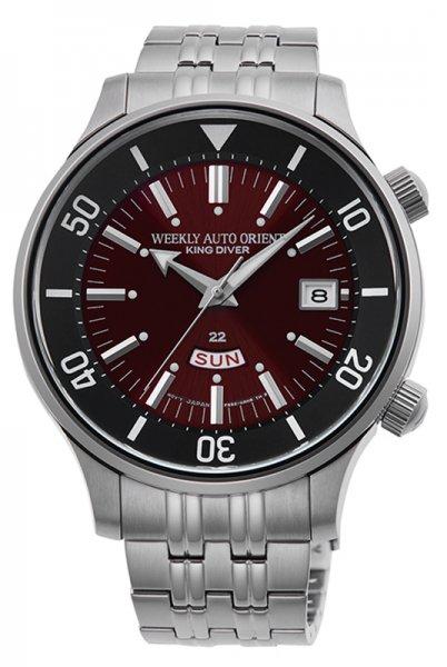 RA-AA0D02R - zegarek męski - duże 3
