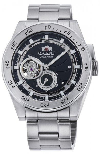 RA-AR0201B - zegarek męski - duże 3