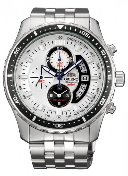 FTT0Q001W0 - zegarek męski - duże 3