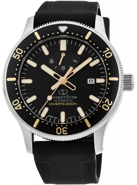 Zegarek Orient Star RE-AU0303B00B - duże 1