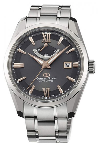 WZ0011AF - zegarek męski - duże 3