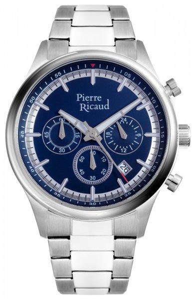P97207.5115CH - zegarek męski - duże 3