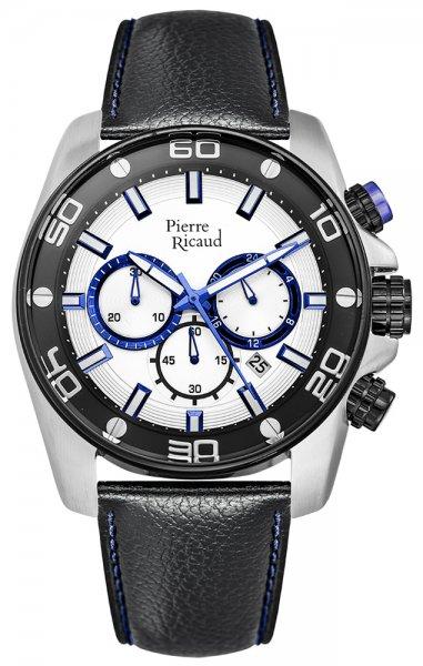 Zegarek Pierre Ricaud P60018.Y2B3CH - duże 1