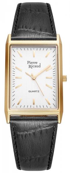 Zegarek męski Pierre Ricaud pasek P91061.1213Q - duże 3