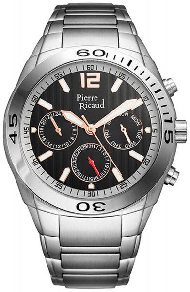 Zegarek Pierre Ricaud P97018.51R4QF-POWYSTAWOWY - duże 1