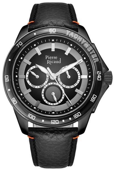Zegarek Pierre Ricaud P97217.B277QF - duże 1
