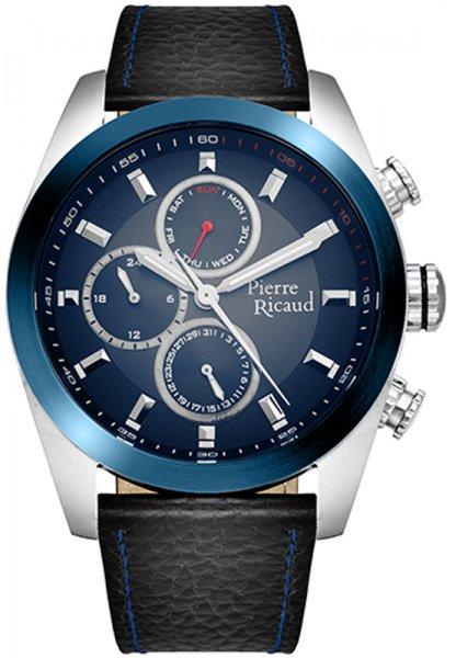 Zegarek Pierre Ricaud P97223.T215QF - duże 1