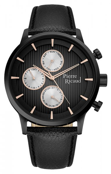 Zegarek Pierre Ricaud P97230.B2R4QF - duże 1