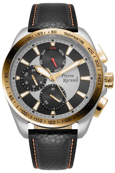 P97235.2217QF - zegarek męski - duże 3