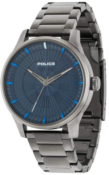 Zegarek męski Police bransoleta PL.15038JSU-03M - duże 1