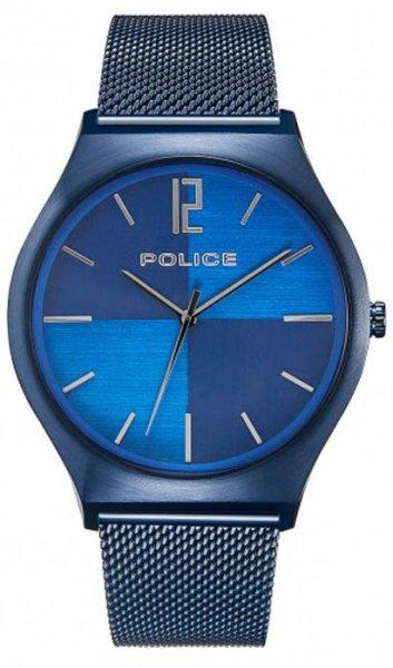 Zegarek męski Police bransoleta PL.15918JSBL-03MM - duże 1