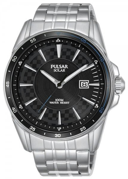 Zegarek Pulsar Classic Solar - męski  - duże 3