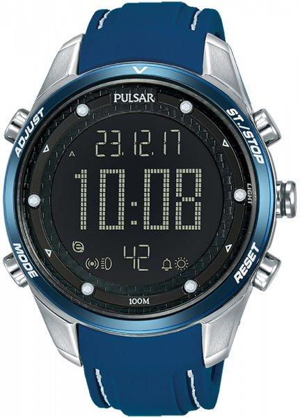 Zegarek Pulsar P5A025X1 - duże 1