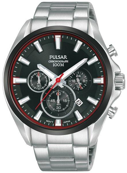 Zegarek Pulsar PT3A25X1 - duże 1
