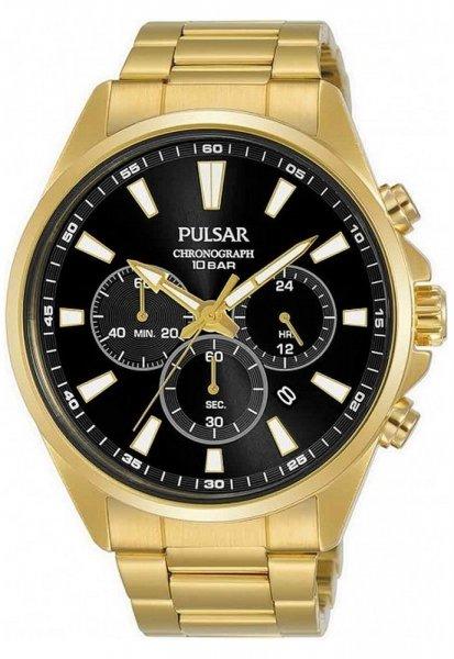 Zegarek Pulsar PT3A40X1 - duże 1