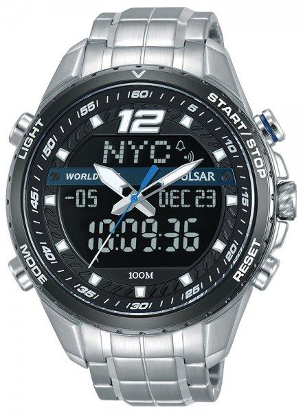 Zegarek Pulsar PZ4027X1 - duże 1