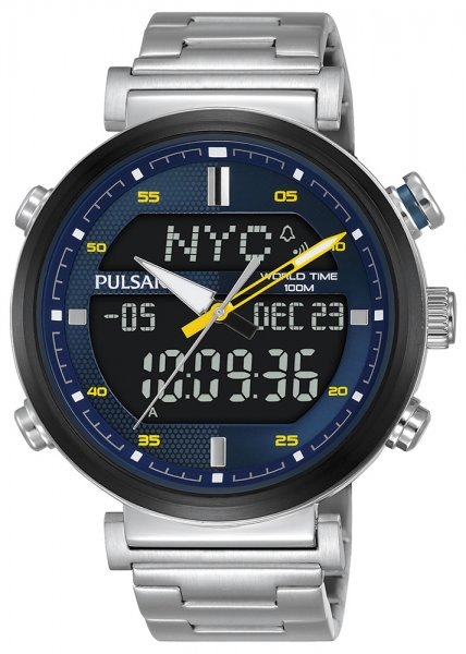 Zegarek Pulsar PZ4049X1 - duże 1