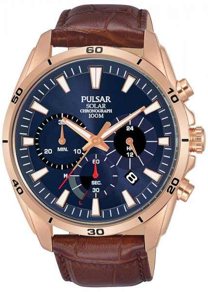 Zegarek Pulsar PZ5062X1 - duże 1