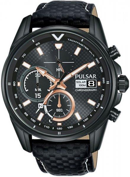 Pulsar PZ6033X1 Sport Accelerator Solar Chronograph