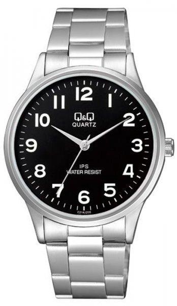 Zegarek męski QQ męskie C214-205 - duże 1