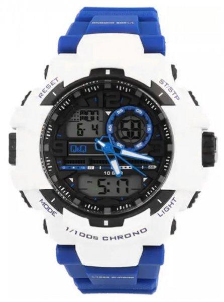 Zegarek QQ GW86-805 - duże 1