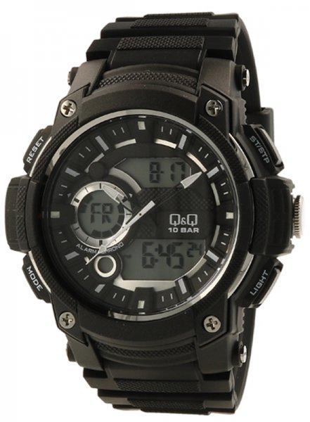 GW90-001 - zegarek męski - duże 3